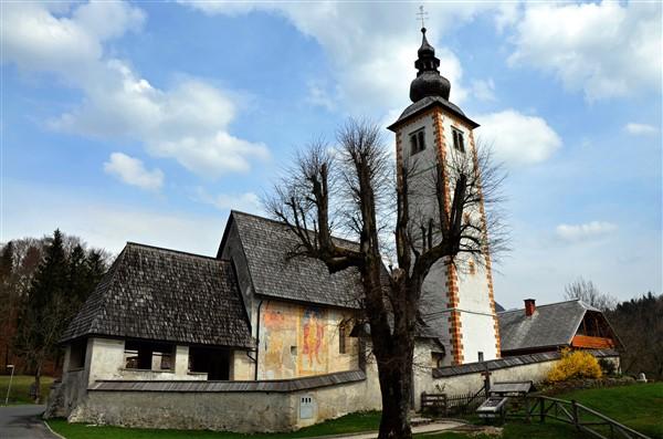 cerkev sv. Janeza Krstnika