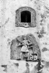 Gotski relief sv. Mihaela